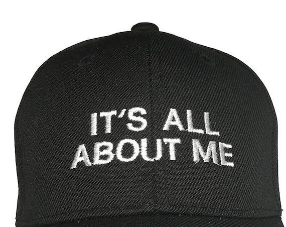 Be Glad I'm Not Your Kid (Youth Size Dad Cap Polo Style Ball Cap - Black with White Stitching)