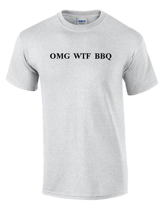 OMG WTF BBQ (T-Shirt)