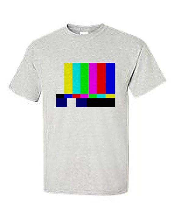 Retro Color Test Pattern (T-Shirt)