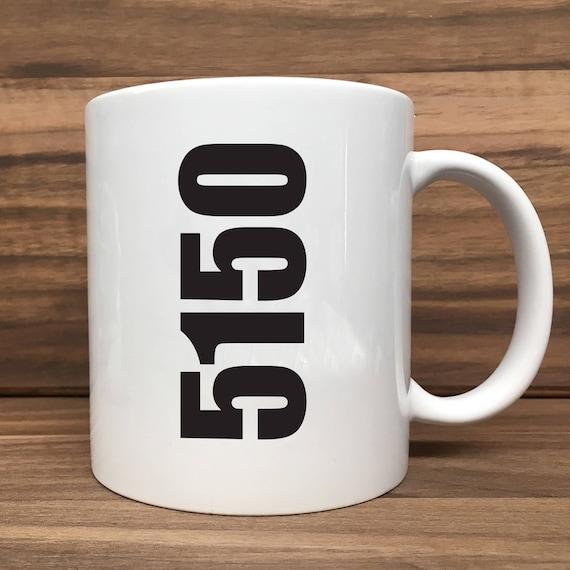 Coffee Mug - 5150 (Crazy) - Double Sided Printing 11 oz Mug