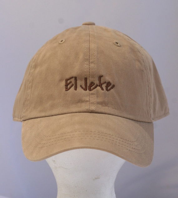 a47f259c497 El Jefe Polo Style Ball Cap available in different colors