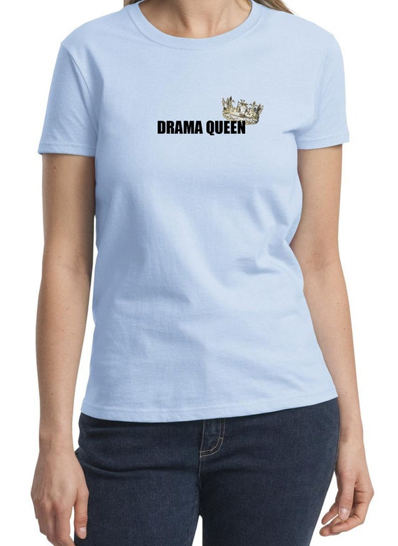 Drama Queen (with Crown)