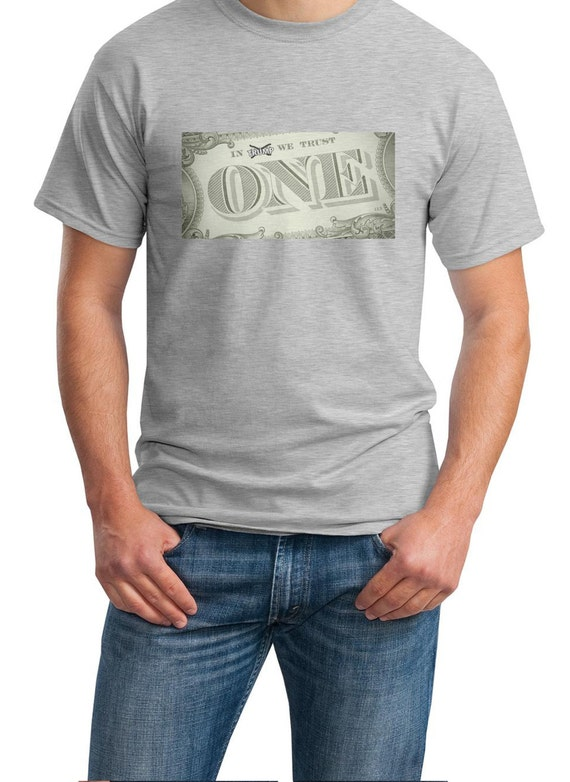In Trump We Trust (You've Been Trumped) Mens Ash Gray T-shirt