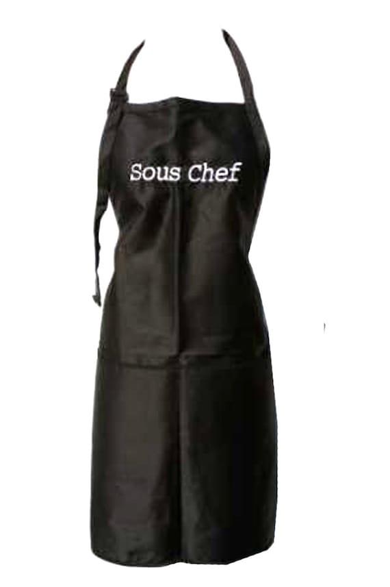 Sous Chef (Adult Apron)