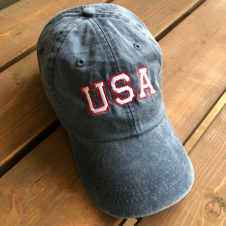 196f29999 Patriotic Baseball Cap