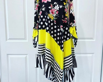 One of a kind tunic top