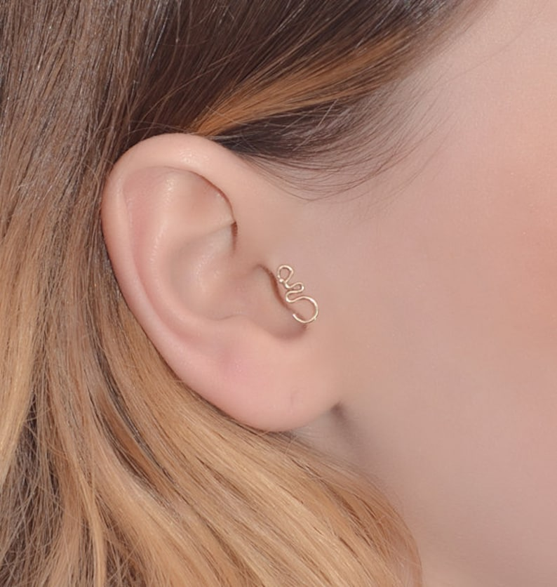 Tragus Stud Cartilage Stud Tragus Piercing Jewelry Helix Earring Conch Earring Helix Stud