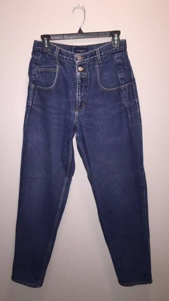 Vintage 90's Jeans / size 29 / by Guess