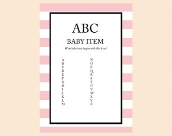 A To Z Baby Item Etsy