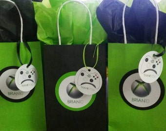 Xbox Party Bags