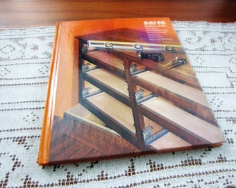Vintage Built-Ins Home Repair And Improvement By Time-Life Books Hardcover Book Projects How To Repair Remolding