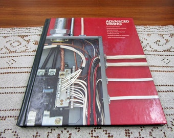 Vintage Advanced Wiring Home Repair And Improvement By Time-Life Books Hardcover Book Projects How To Repair & Remolding