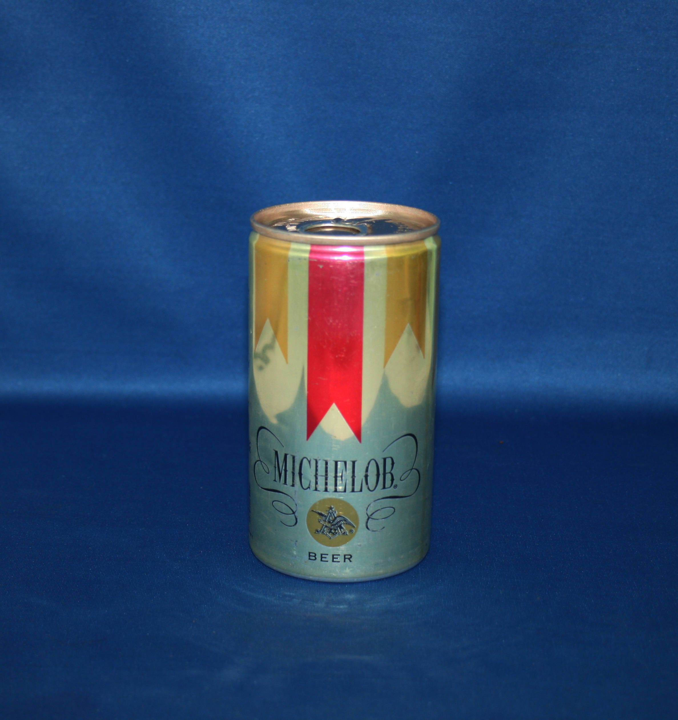Vintage Michelob Beer Aluminum Can Pull Tab Anheuser