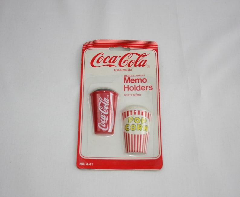 FREE SHIPPING Coca-Cola Diet Coke Magnetic Memo Pad