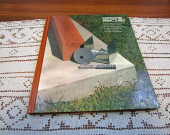 Vintage Outdoor Structures Home Repair And Improvement By Time-Life Books Hardcover Book Projects How To Repair & Remolding