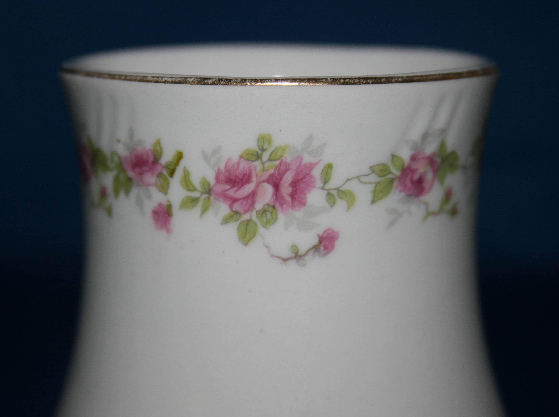 Vintage Maddock Lamberton Flower Bud Vase Porcelain China
