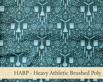 Science Chemistry Athletic Brushed Poly Heavy HABP