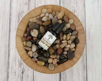 Organic Cedar Wood Essential Oil • Therapeutic Grade • 10 ml Amber Glass Dropper • USA •