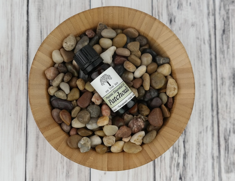 Organic Patchouli Essential Oil  Therapeutic Grade  Pure  image 0
