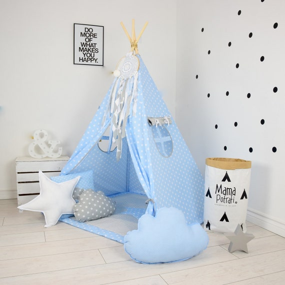 Kinderzimmer Zelt | Tipi Zelt Fur Kinder Spielhaus Jungs Zelt Tipi Zelt Set Etsy