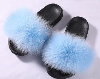 bbd4a94cb196b Fluffy girl shoes | Etsy