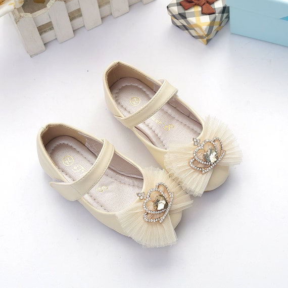 Ivory flower girl shoes toddler girl shoes off white party mightylinksfo