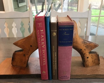 Unusual Bookends Etsy