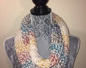 Hudsons Bay Coloured Infinity Scarf