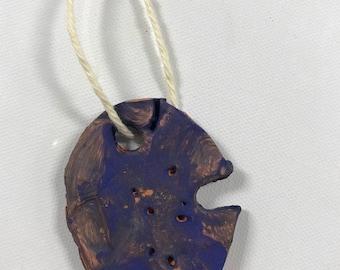 Purple Ornament