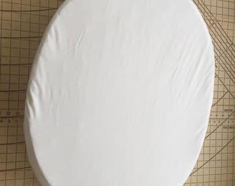 Waterproof mattress pad protector/s to fit Stokke Sleepi mini bassinet (round) FREE POST