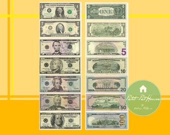 photograph about Printable Prop Money identify Prop dollars Etsy