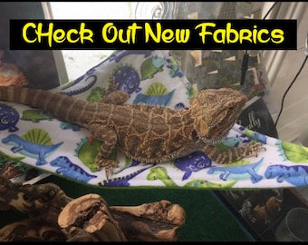 Bearded Dragon Hammock - Reptile Hammock