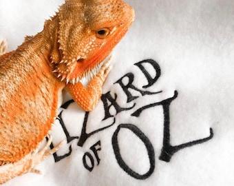 Lizard of Oz Ubby (Blanket)