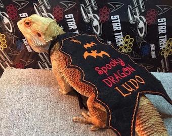 bearded dragon costume halloween