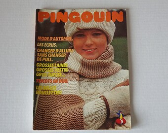 1950s and 1960s; one 1980s Native American pattern Cree 12 vintage knitting patterns for children and adults