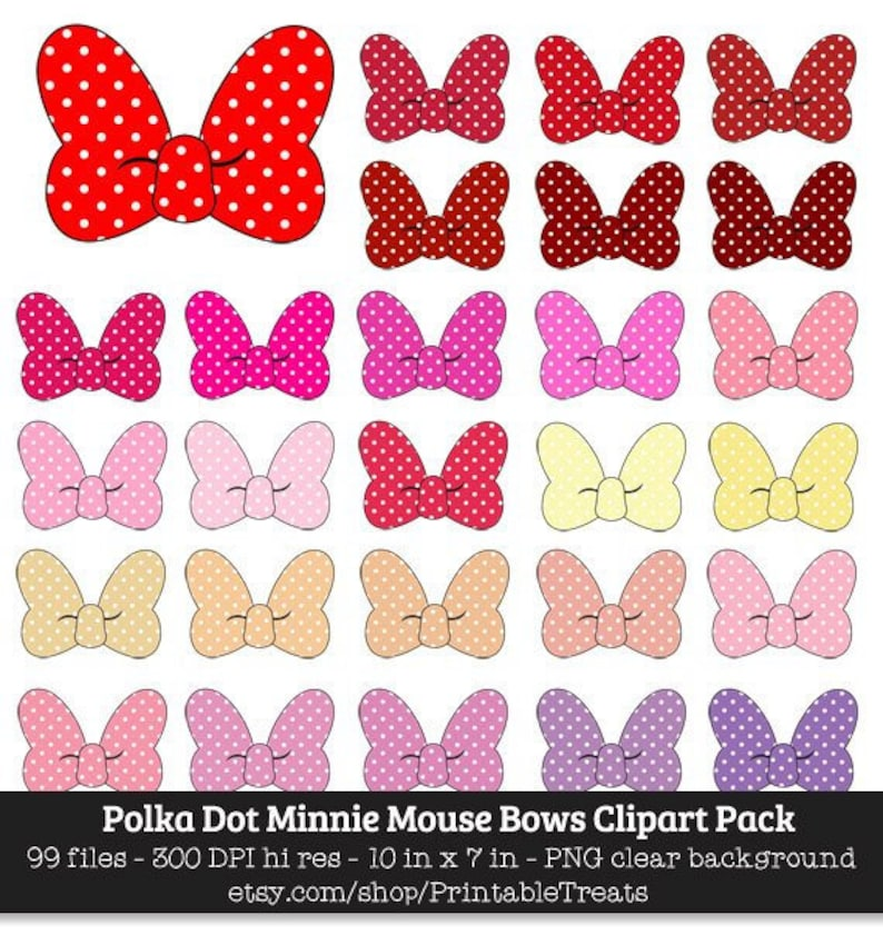 photo regarding Printable Minnie Mouse Bow named Polka Dot Minnie Mouse Bows Clipart - 99 Shades, Disney, Mouse Ears, Mickey, Birthday, Club, Polka Dot, Girly, Huge, Silhouette, Printable
