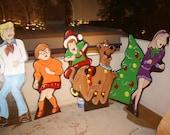 A scooby doo christmas...