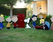 Peanuts Gang Christmas Di...