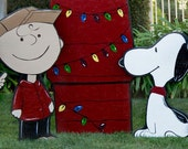 Charlie Brown ans Snoopy ...