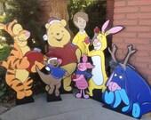 Winnie the Pooh full set...