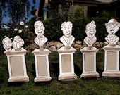 Haunted Mansion Busts Law...
