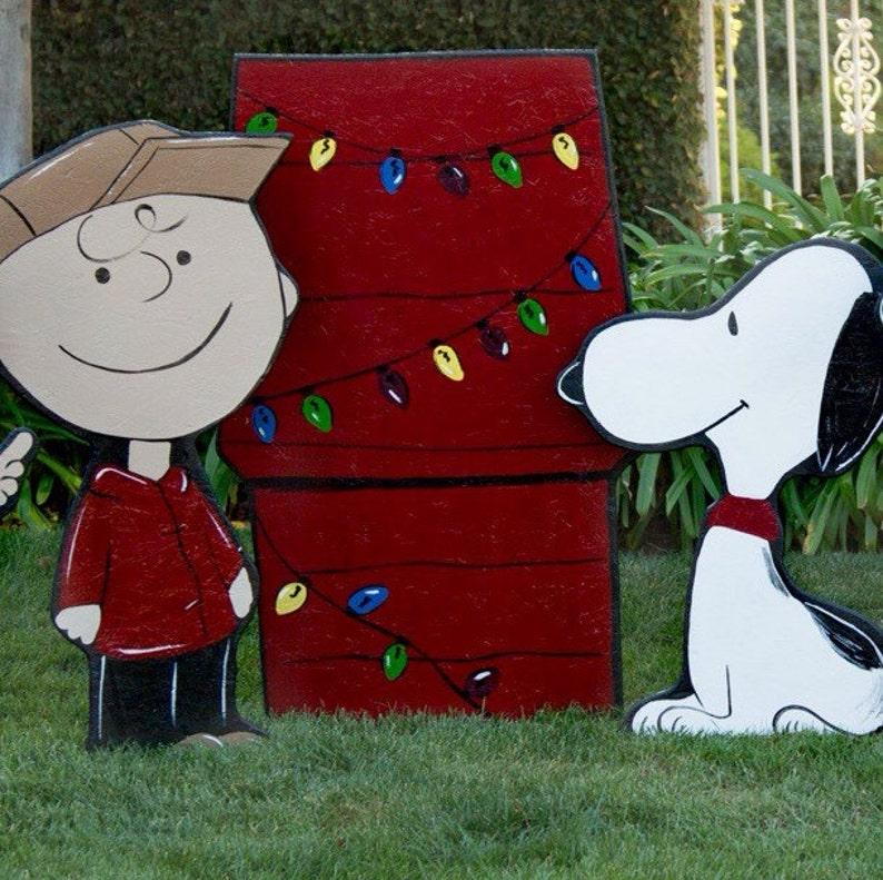 Charlie Brown ans Snoopy set image 0