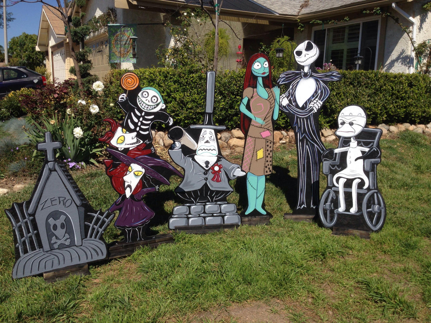 2017 Nightmare Yard Display
