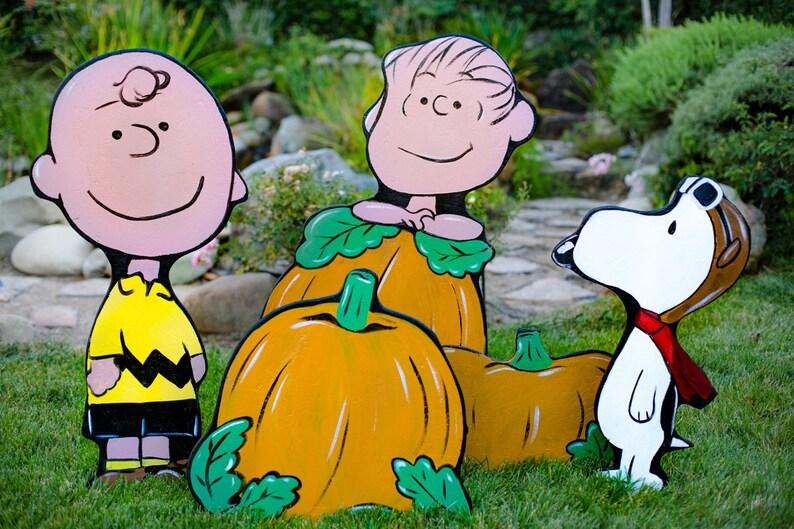 The Great Pumkin  Peanuts Halloween image 0