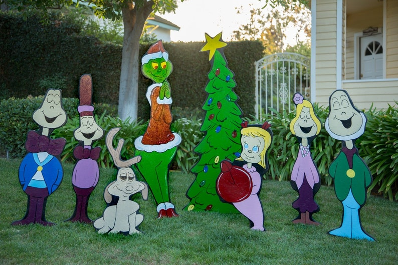 The Grinch Large Set image 0