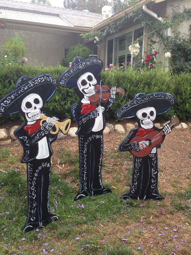 Day of the Dead  Mariachi Band image 0