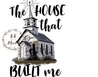 The House That Built Me Paper Set