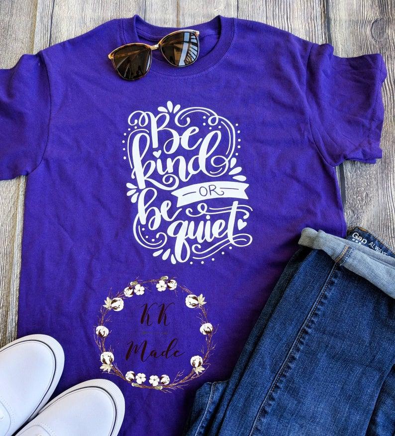 Teacher shirt teacher gift be kind shirt funny teacher image 0