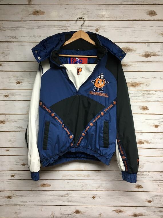 Vintage 90's Syracuse Orangemen Pro Player pullove