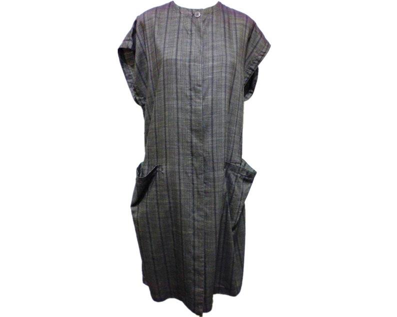 online store d60bf c5e51 GIANNI VERSACE 80's vintage Abito Vestito Donna Lana Woman Wool Dress Sz.XL  - 48